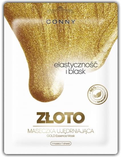 "Maschera viso ""Oro"" - Conny Gold Essence Mask"