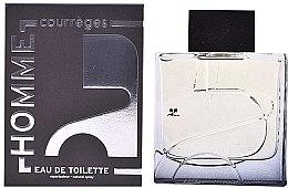 Profumi e cosmetici Courreges Homme - Eau de toilette