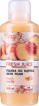 Profumi e cosmetici Schiuma bagno - Fresh Juice Pach Souffle