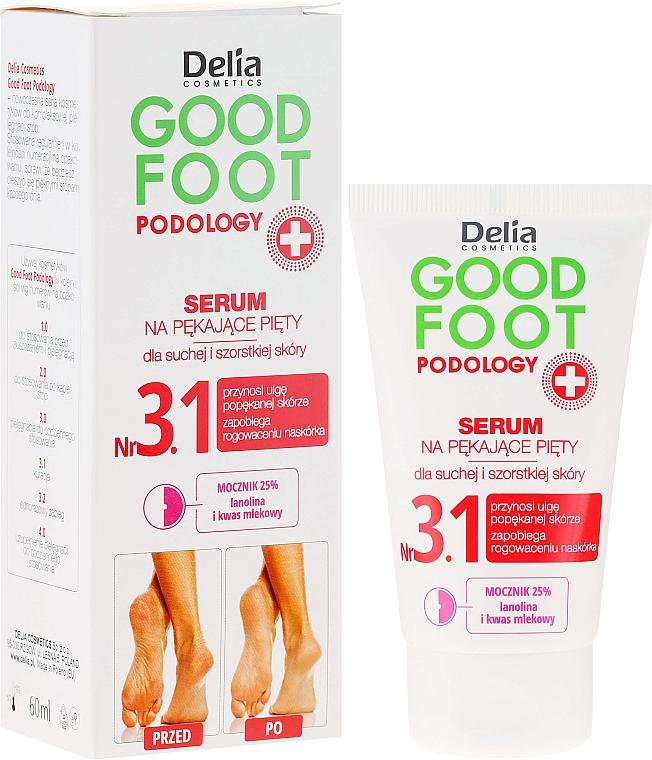 Siero piedi rigenerante - Delia Good Foot Podology