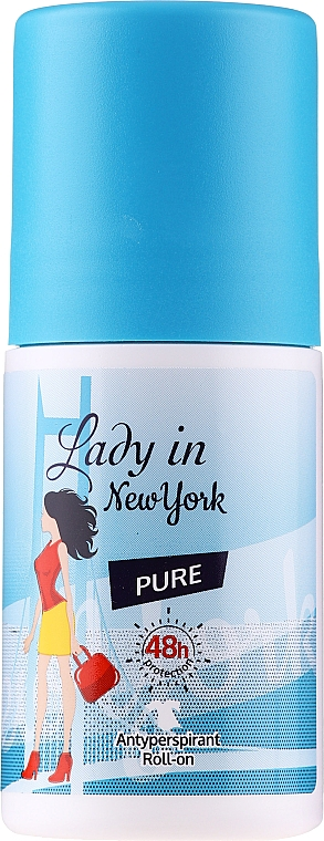 Deodorante - Lady In New York Pure Deodorant