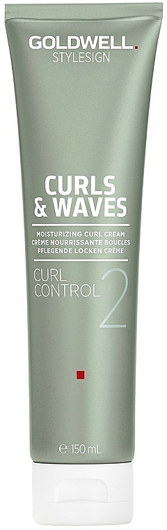 Crema per capelli - Goldwell Style Sign Curly Twist Curl Control