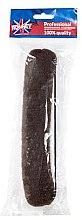 Profumi e cosmetici Ciambella per chignon, 23 cm, marrone - Ronney Professional Hair Bun With Rubber 059