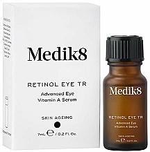 Profumi e cosmetici Siero contorno occhi al retinolo, da notte - Medik8 Retinol Eye TR