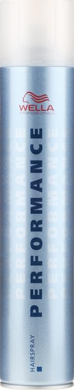 Lacca capelli, fissazione forte - Wella Professionals Performance Hair Spray