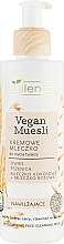 Profumi e cosmetici Latte detergente idratante - Bielenda Vegan Muesli Moisturizing Face Cleaning Milk