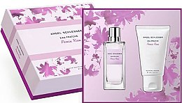 Profumi e cosmetici Angel Schlesser Eau Fraiche Peonia Rosa - Set (edt/100ml+sh/gel/150ml)