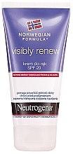 Profumi e cosmetici Crema mani rigenerante SPF 20 - Neutrogena Visibly Renew Hand Cream
