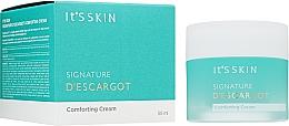Profumi e cosmetici Crema lenitiva - It's Skin Signature D'escargot Comforting Cream