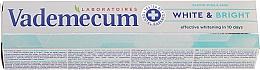 Profumi e cosmetici Dentifricio sbiancante - Vademecum Pro Vitamin Whitening Toothpaste