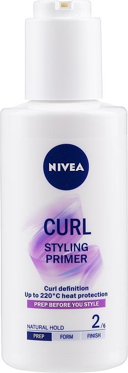 Gel per capelli ricci - Nivea Styling Primer Curl