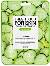 Profumi e cosmetici Maschera viso al cetriolo - Superfood For Skin Facial Sheet Mask Cucumber Soothing