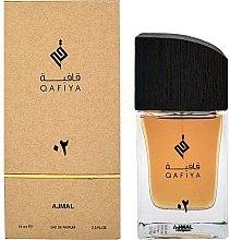 Profumi e cosmetici Ajmal Qafiya 2 - Eau de Parfum