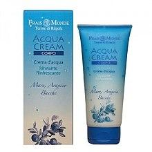 Profumi e cosmetici Crema corpo - Frais Monde Acqua Cream Body Sea Orange And Berries