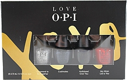 Profumi e cosmetici Set - OPI Love XOXO Mini 4 Gift Set
