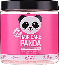 Profumi e cosmetici Integratore alimantare per capelli - Noble Health Travel Hair Care Panda