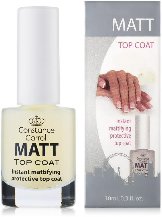 Top coat - Constance Carroll Matt