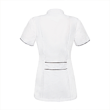 Casacca estetista, taglia XL, bianco - NeoNail Professional — foto N2