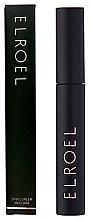 Profumi e cosmetici Mascara - Elroel Spin Curler Mascara (Calcoral Black)
