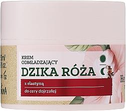 """Profumi e cosmetici Crema viso ringiovanente """"Rosa canina"""" - Farmona Herbal Care Rejuvenating Cream"""