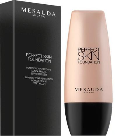 Fondotinta resistente - Mesauda Milano Perfect Skin Foundation
