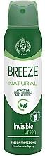 Profumi e cosmetici Breeze Deo Spray Natural Essence - Deodorante corpo