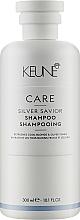 "Profumi e cosmetici Shampoo ""Silver shine"" - Keune Care Silver Savior Shampoo"