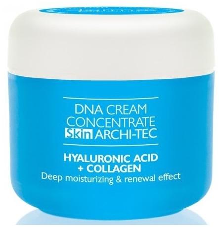 Crema viso, collo e decolleté concentrata, con acido ialuronico e collagene - Dermo Pharma Archi-Tec Concentrate Deep Moisturizing — foto N1