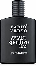 Profumi e cosmetici Bi-Es Fabio Verso Aviani Sportivo Line - Eau de toilette