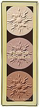 Profumi e cosmetici Palette per il contouring - Physicians Formula Bronze Booster Glow-Boosting Strobe and Contour Palette Matte Sculpting Palette