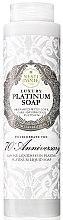 """Profumi e cosmetici Sapone liquido """"Lussuoso platino"""" - Nesti Dante Luxury Platinum Soap"""