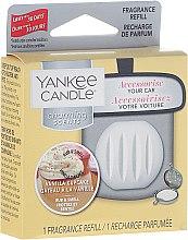 Profumi e cosmetici Aromatizzatore auto (ricarica) - Yankee Candle Charming Scents Refill Vanilla Cupcake