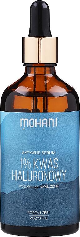 Acido ialuronico gel 1% - Mohani Hyaluronic Acid Gel 1%