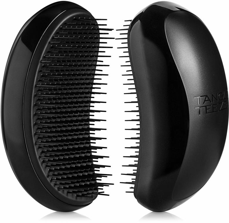 Spazzola per capelli - Tangle Teezer Salon Elite Black Blush