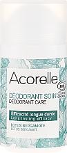 """Profumi e cosmetici Deodorante roll-on """"Loto e bergamotto"""" - Acorelle Deodorant Care"""