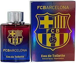Profumi e cosmetici Air-Val International FC Barcelona - Eau de toilette
