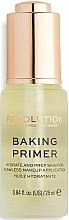 Profumi e cosmetici Primer viso - Makeup Revolution Baking Primer