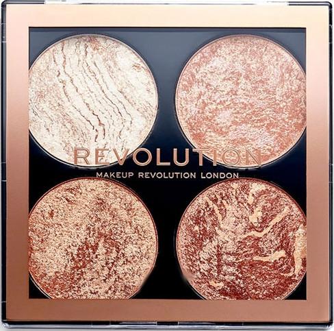 Palette contorno viso - Makeup Revolution Cheek Kit