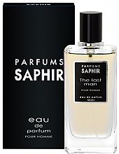 Profumi e cosmetici Saphir Parfums The Last Man - Eau de Parfum