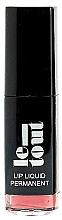 Profumi e cosmetici Rossetto liquido - Le Tout Lip Liquid Permanent