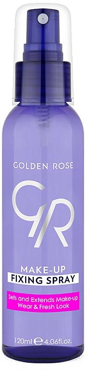 Spray fissante trucco - Golden Rose Make-Up Fixing Spray