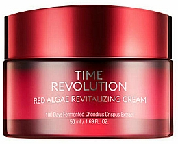 Profumi e cosmetici Crema viso - Missha Time Revolution Red Algae Revitalizing Cream