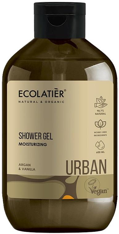 "Gel doccia idratante ""Argan e vaniglia"" - Ecolatier Urban Shower Gel"