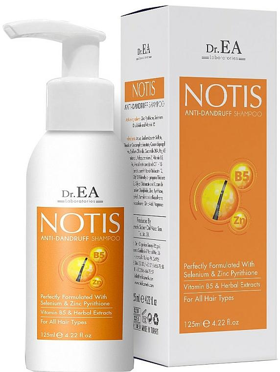 Shampoo antiforfora - Dr.EA Notis Anti-Dandruff Shampoo — foto N1
