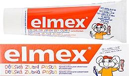 Profumi e cosmetici Dentifricio per bambini - Elmex Childrens Toothpaste