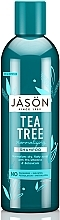 Profumi e cosmetici Shampoo normalizzante «Tea tree» - Jason Natural Cosmetics Tea Tree Treatment Shampoo