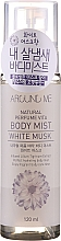 "Profumi e cosmetici Mist corpo ""Muschio bianco"" - Welcos Around Me Natural Perfume Vita Body Mist Musk"