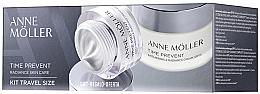 Profumi e cosmetici Set - Anne Moller Time Prevent (f/cr/50ml + f/cr/15ml)