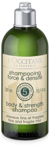 "Shampoo ""Forza e densità dei capelli"" - L'Occitane Aromachologie Shampooing Force — foto N1"