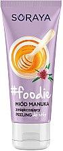 Profumi e cosmetici Scrub piedi lenitivo - Soraya Foodie Honey